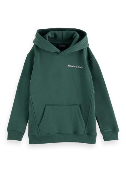 Scotch & Soda Organic cotton hoodie