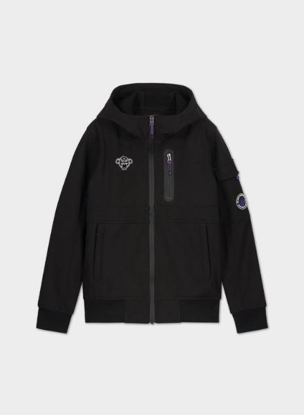 Black Bananas Jr Spyro Softshell Jacket