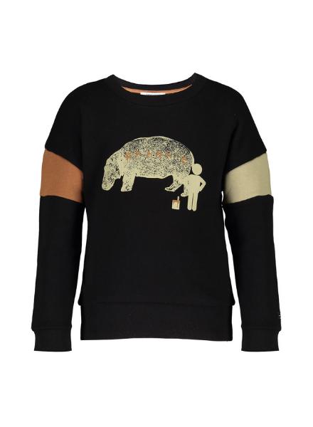 Frankie & Friends Alligator Sweatshirt