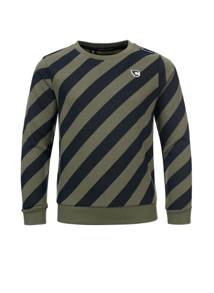 Common Heroes CAS Crewneck sweater