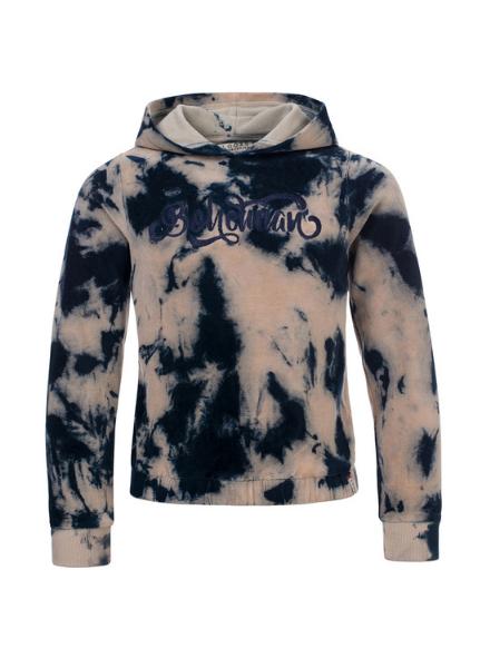 Looxs Revolution 10Sixteen hooded velours sweater