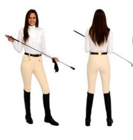 Rugged Horse W2 Cream Competition Breech