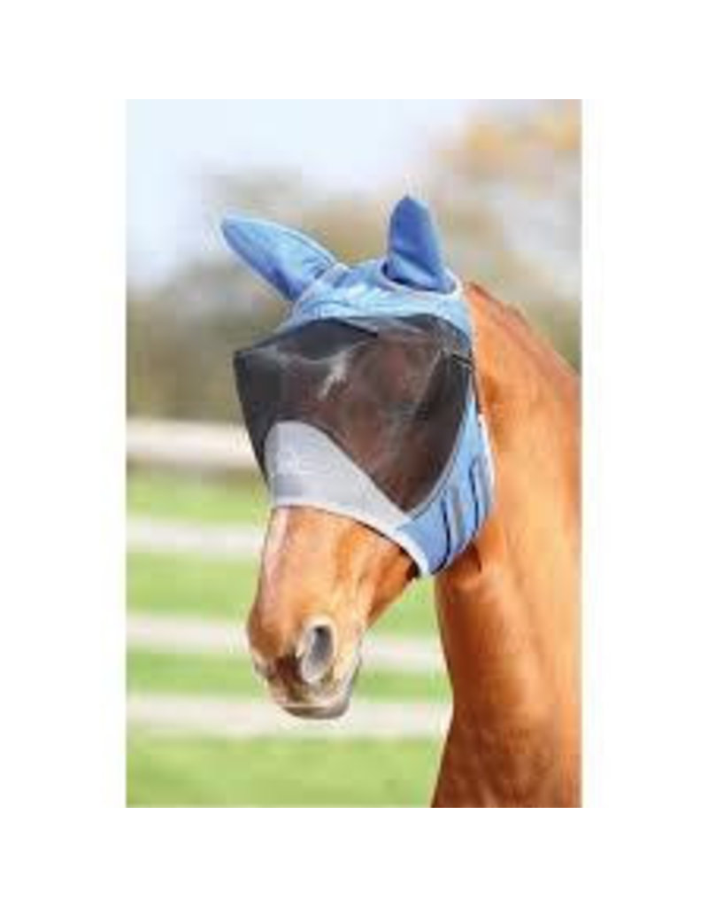 Shires Deluxe Fly Mask Ears