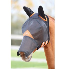 Shires Fly Mask Field Durable Ears/Nose