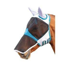 Shires Fly Mask Fine Mesh Ears/Nose