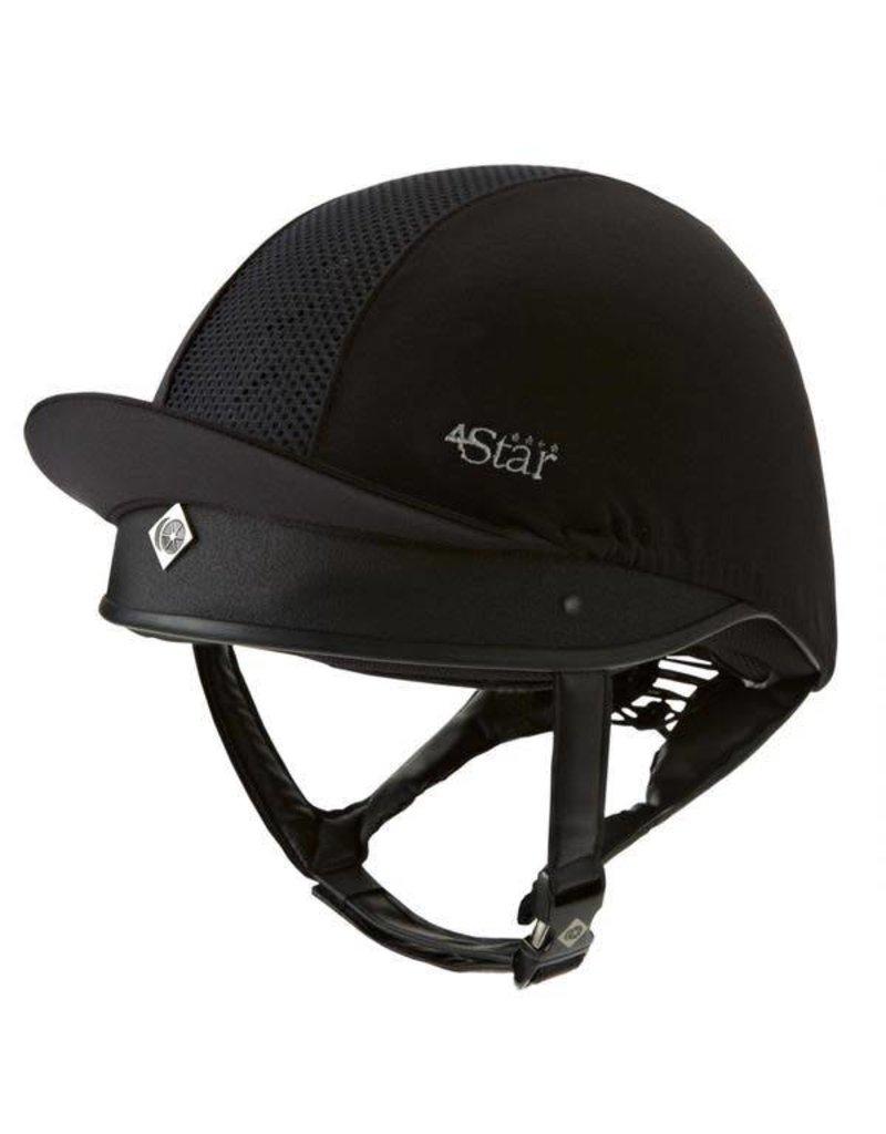 Charles Owen 4 Star Helmet (Zero VAT)