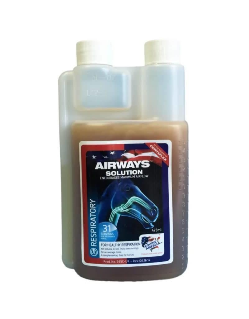 Equine America Airways Solution 473ml