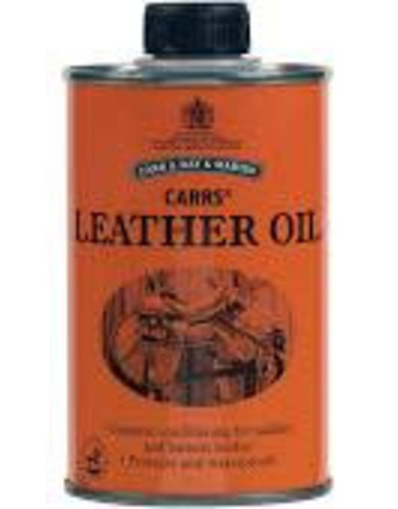 Carr Day & Martin Carrs Leather Oil