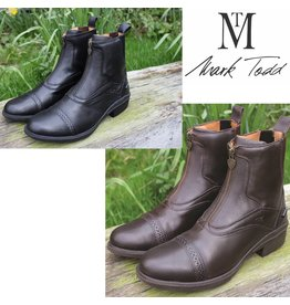 Mark Todd Campino Zip Paddock Boot
