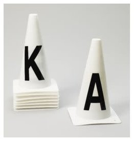Shires Cone Dressage Markers 8 Pack
