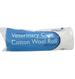 Robinson Animal Health Care Cotton Wool 350g Roll