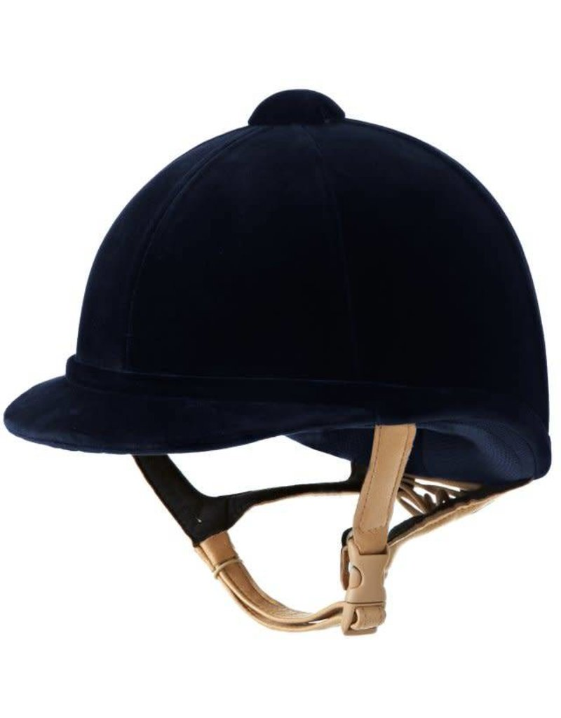 Charles Owen Hampton Riding Hat