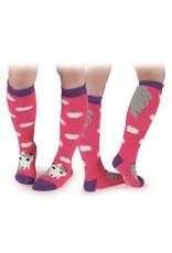 Shires Fluffy Socks Adult