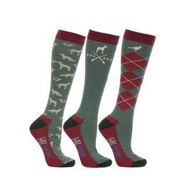 HY Hyfashion Fox Socks