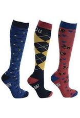 HY HyFashion Socks Rocking Horse