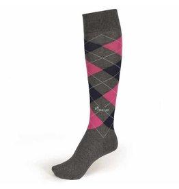Pikeur Pikeur Knee Socks Argyle