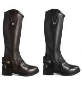 Rhinegold RG Leather 1/2 Chaps