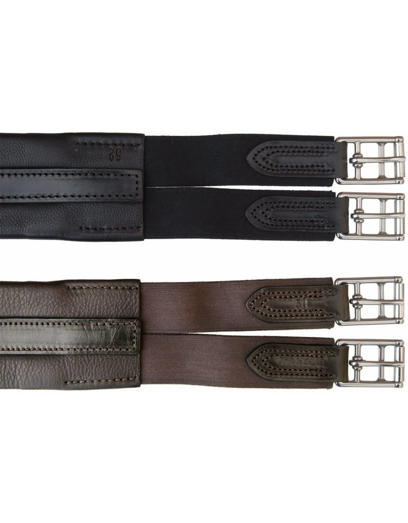 Jeffries Double Elastic Atherstone Girth