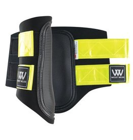 Woof Wear Club Brushing Boot Reflective