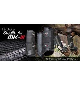 LeMieux Stealthair XC Boots Hind