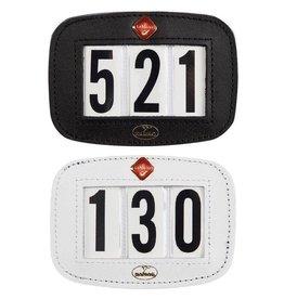 LeMieux Saddle Pad Number Holder Square