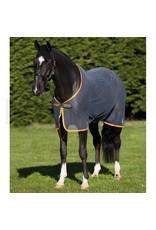 """Horseware Amigo Net Cooler Grey/Orange 6'6"""""""