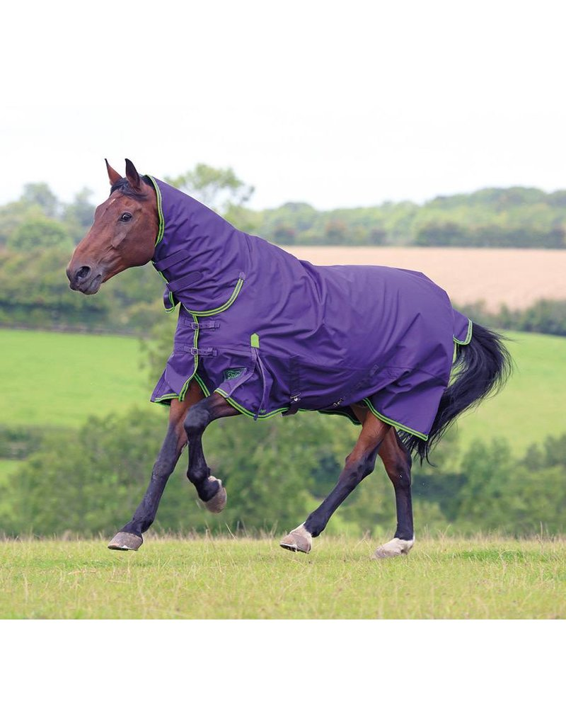 Shires Highlander Original 100 Combo Turnout Rug