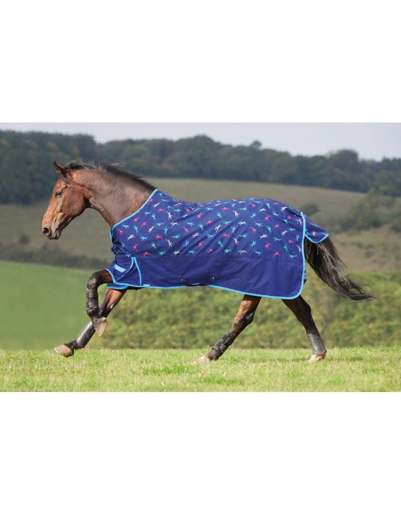Shires Highlander Original Lite Turnout Rug