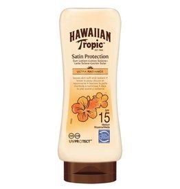 Satin Protection Ultra Radiance Sun Lotion