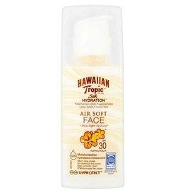 Silk Hydration Air Soft Face Sun Lotion SPF 30