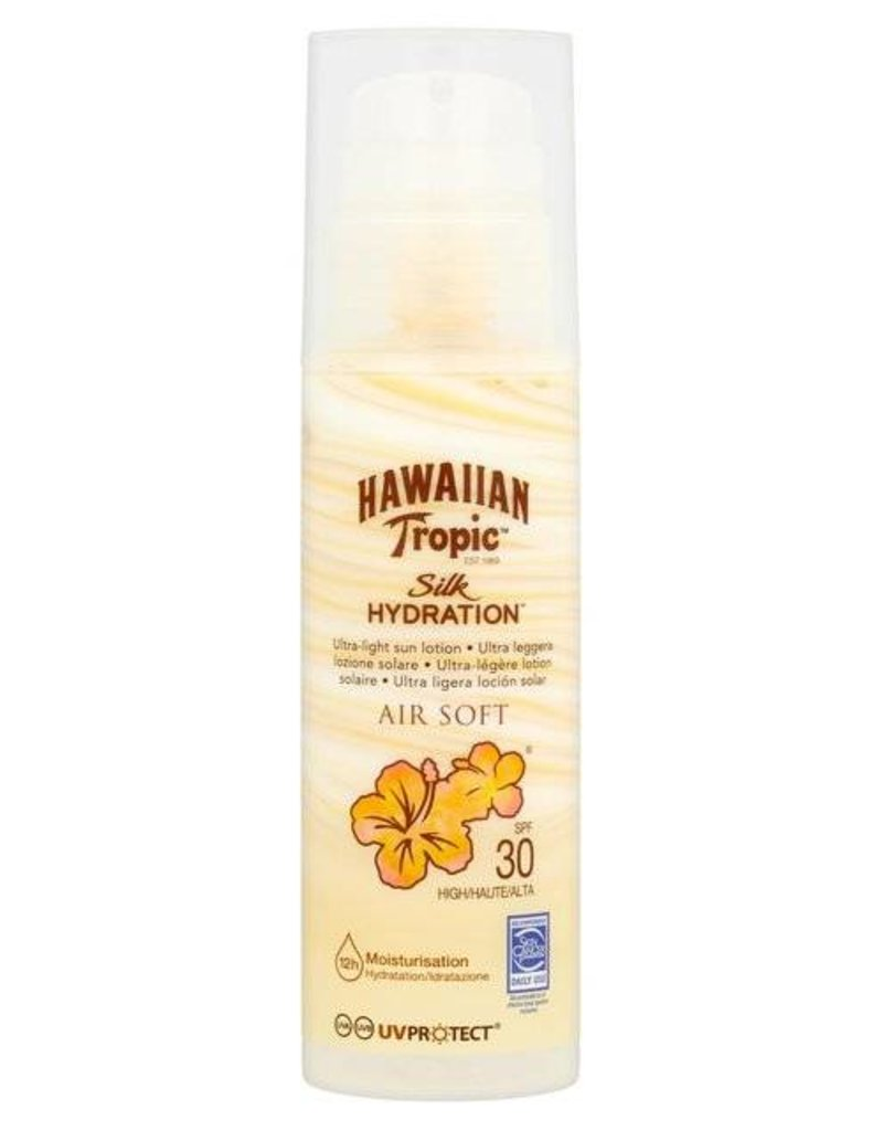 Hawaiian Tropic Silk Hydration Air Soft Sun Lotion