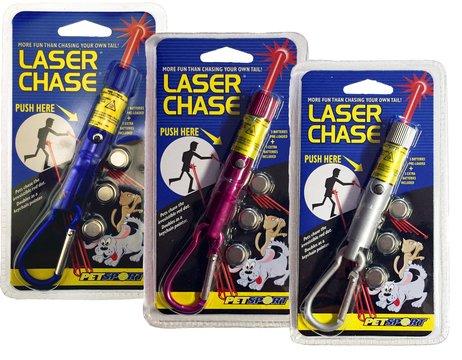 Laser lampje voor katten