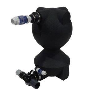 Air-Aqua SuperBead Large (zwart)