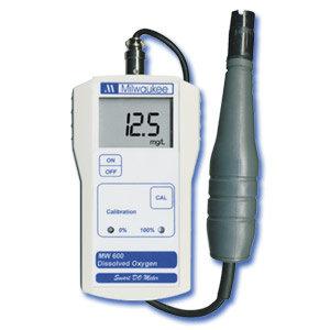 Milwaukee MW600 - Draagbare Opgeloste Zuurstofmeter