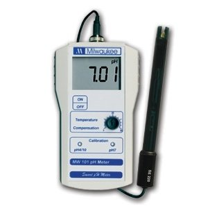 Milwaukee MW101 - Draagbare pH meter