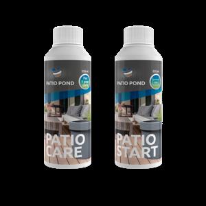 Superfish Patio Pond Bacto Start 250ml + Care 250ml