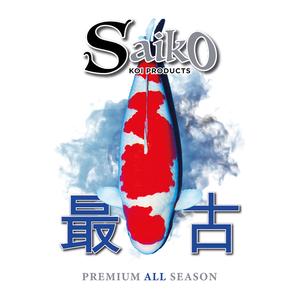 Saiko Koi Products Premium All Season Koivoer