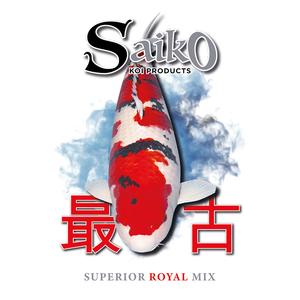 Saiko Koi Products Superior Royal Mix Koivoer