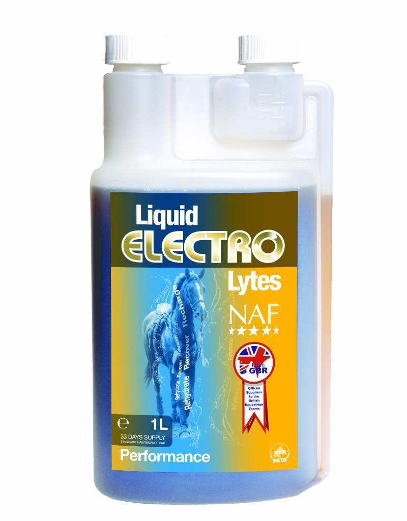 NAF Electro Lytes Liquid 1Ltr