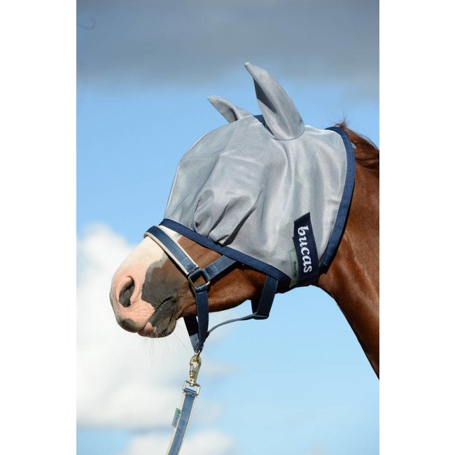 Bucas Buzz-Off Fly Mask,