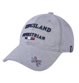 Kingsland Cap Kingsland Carnigan Unisex Light Grey
