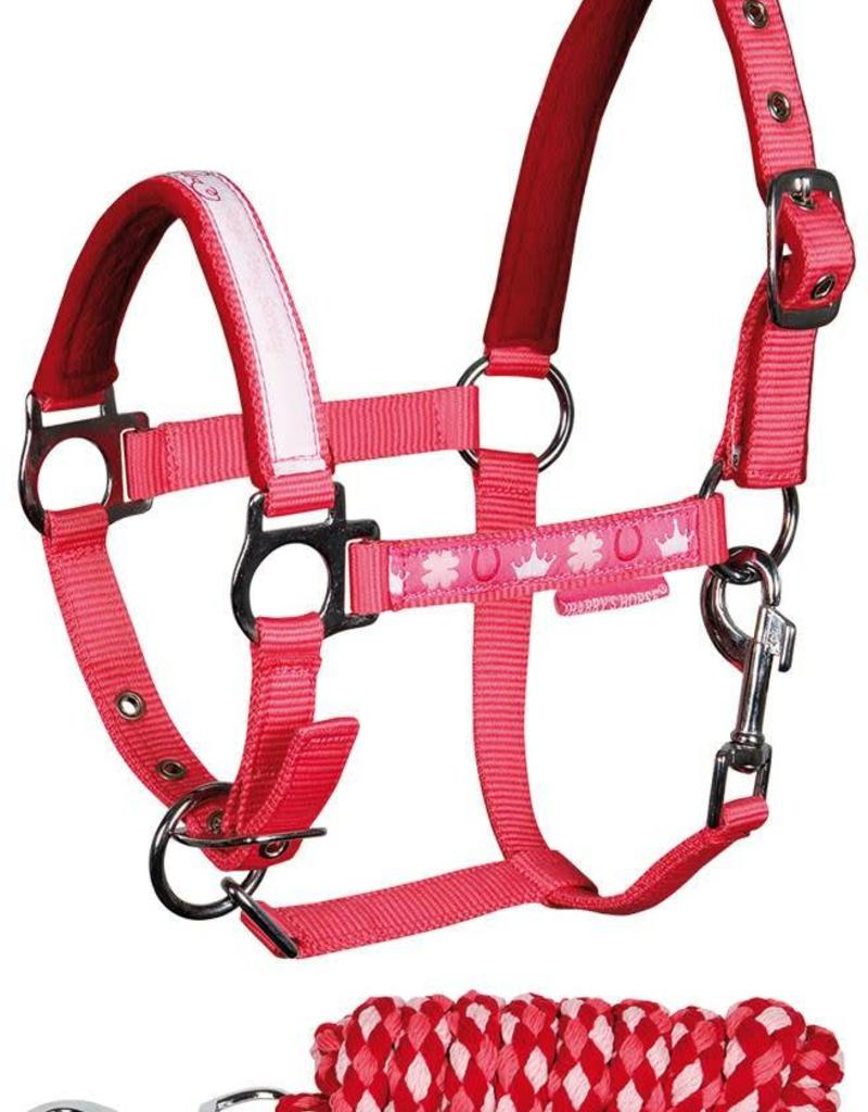 Harry Horse Headcollar set Diva