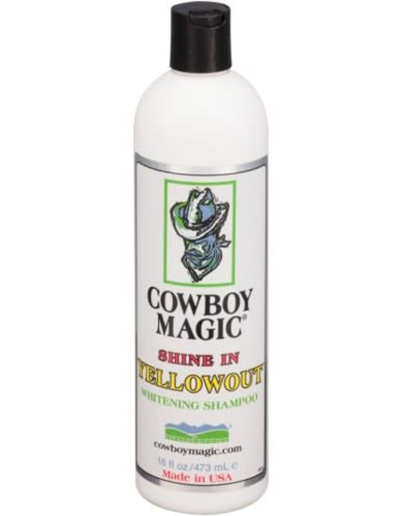 Cowboy Magic Cowboy Magic Shampoo Yellow Out