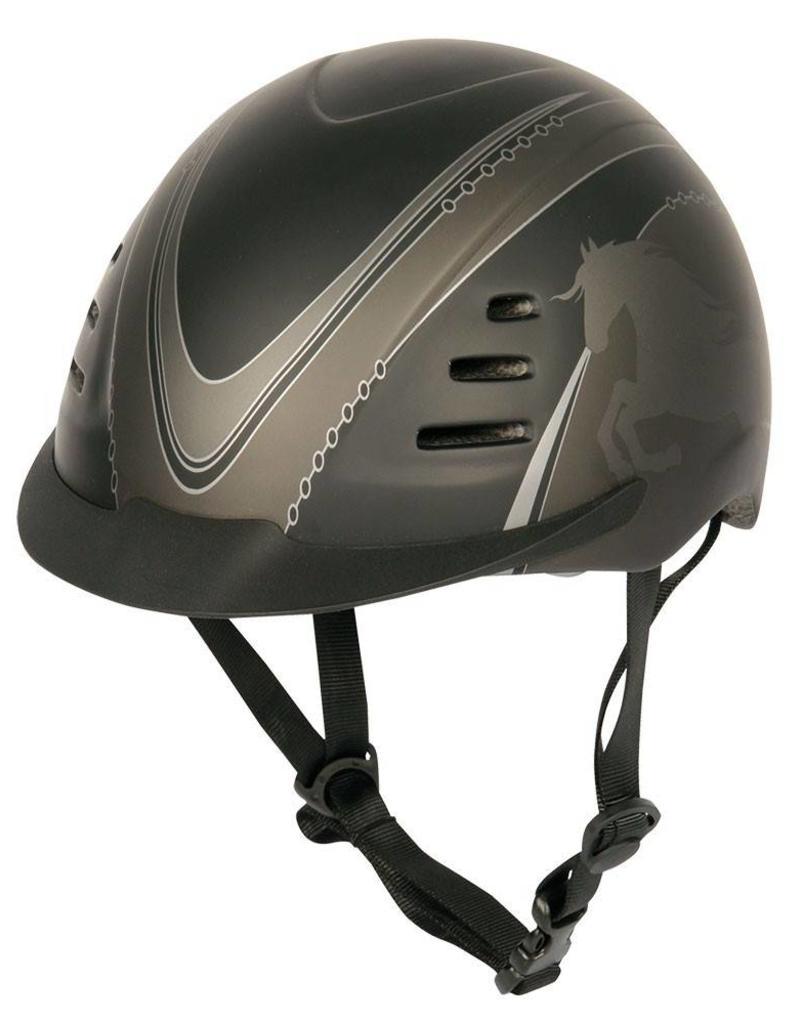 Harry Horse Safety ridinghelmet Junior Pro
