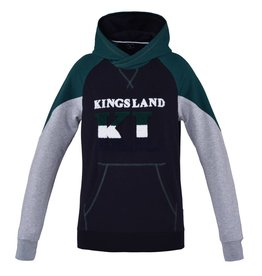 Kingsland Hoodie Kingsland Andrews Unisex Navy/Green