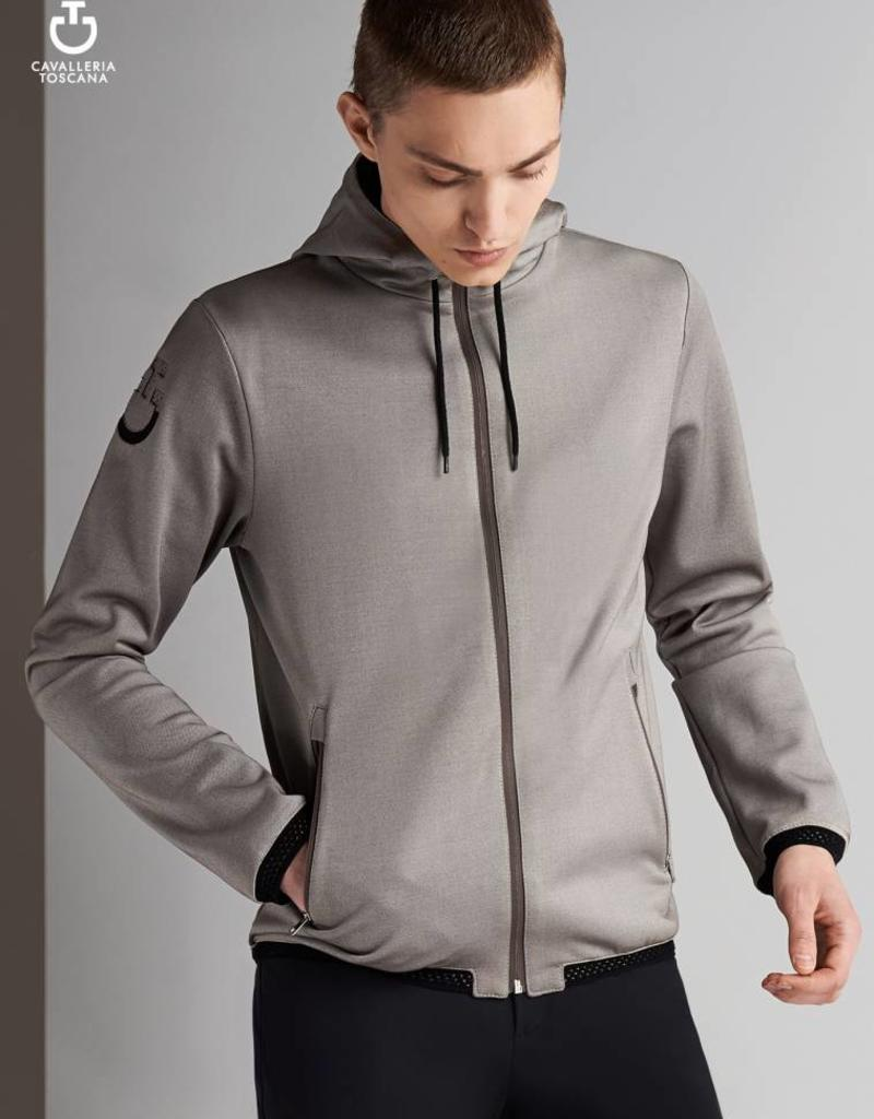 Cavalleria Toscana Sweatjacket CT Piquet Zip