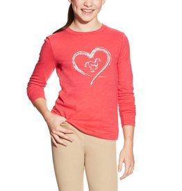 Ariat Ariat top Azalea girls Heart