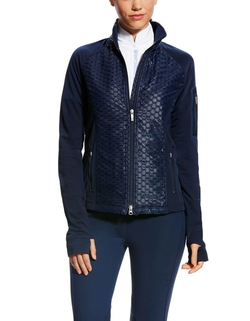 Ariat WMS EPIC JACKET NAVY