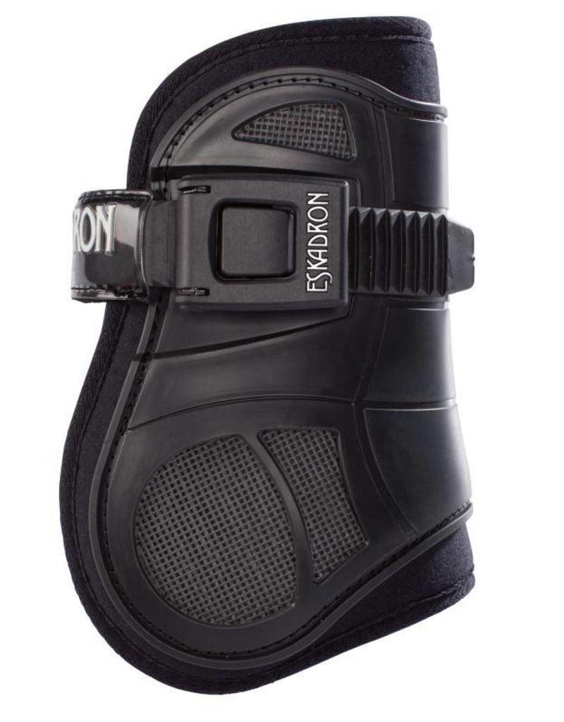 Eskadron Flexi soft Hindboots Protection  Black