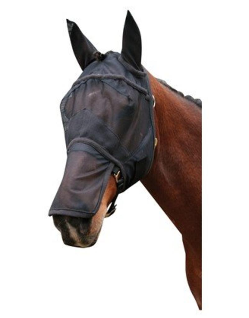 Harry Horse Mesh fly mask with nose protection